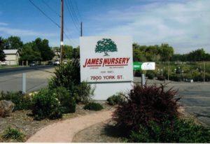 James Nursery Company